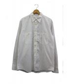 MOUNTAIN RESEARCH(マウンテンリサーチ)の古着「シャツ」|ホワイト