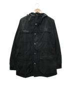 SIERRA DESIGNS(シェラデザイン)の古着「60/40マウンテンパーカー」|ブラック