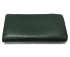COCOMEISTER(ココマイスター)の古着「L字型ファスナー長財布」|グリーン