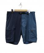 THE NORTH FACE(ザノースフェイス)の古着「TNF WATER SHORT ショートパンツ」|ブルー