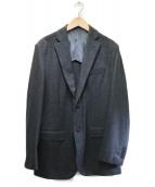 BLUE WORK(ブルーワーク)の古着「セットアップスーツ」|グレー