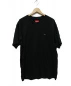 Supreme(シュプリーム)の古着「18SS SMALL BOX Tシャツ」|ブラック