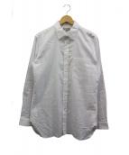 MARGARET HOWELL(マーガレットハウエル)の古着「シャツ」|ホワイト