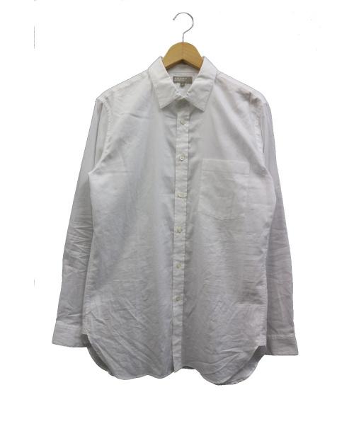 MARGARET HOWELL(マーガレットハウエル)MARGARET HOWELL (マーガレットハウエル) シャツ ホワイト サイズ:Lの古着・服飾アイテム