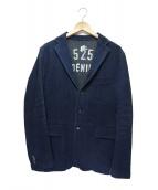 40ct 525 by TAKEO KIKUCHI(40CT525 by タケオキクチ)の古着「デニムジャケット」|インディゴ