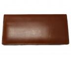 GANZO(ガンゾ)の古着「THIN BRIDLE ブライドルレザー長財布 札入れ」 ブラウン