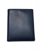 TUMI(トゥミ)の古着「紙幣・カードケース」 ネイビー