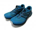 SALOMON(サロモン)の古着「センスライド2 トレイルランニングシューズ」|ブルー