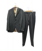 HYDROGEN(ハイドロゲン)の古着「セットアップスーツ」|グレー
