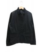 BOSCH(ボッシュ)の古着「ポリジップアップジャケット」|ブラック