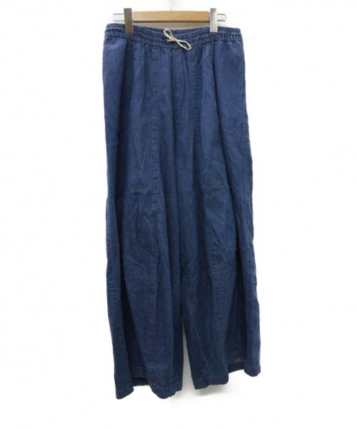 Needles(ニードルス)Needles (ニードルス) ヒザデルパンツ インディゴ サイズ:2の古着・服飾アイテム