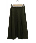 JIL SANDER NAVY(ジルサンダーネイビー)の古着「スカート」|オリーブ
