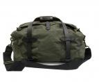 FILSON(フィルソン)の古着「Small Duffle Bag ダッフルバッグ」|オリーブ