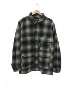 FILSON(フィルソン)の古着「マッキーノクルーザージャケット」|グレー