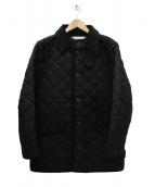 MACKINTOSH(マッキントッシュ)の古着「WAVERLYキルティングジャケット」 ブラック