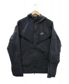 NIKE(ナイキ)の古着「ウインドランナージャケット」|ブラック
