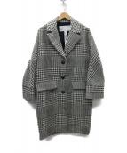 TICCA(ティッカ)の古着「シングルコクーンコート」|グレー