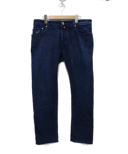 JACOB COHEN(ヤコブコーエン)JACOB COHEN (ヤコブコーエン) J688 COMFデニムパンツ インディゴ サイズ:34の古着・服飾アイテム
