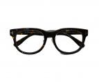TOM FORD(トム フォード)の古着「TF9257 ウェリントン 眼鏡」|ブラウン