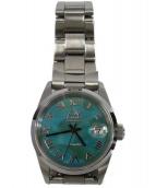 SAAD(サード)の古着「天然石 腕時計」|スカイブルー
