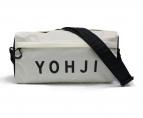 Y-3(ワイスリ)の古着「MINI GYM BAG バッグ」|ホワイト