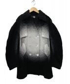 ANREALAGE(アンリアエイジ)の古着「コート」|ブラック