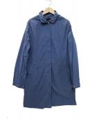 THE NORTH FACE(ザノースフェイス)の古着「Journeys Coat コート」|ブルー