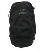 ARCTERYX(アークテリクス)の古着「mantis マンティス バックパック」|ブラック