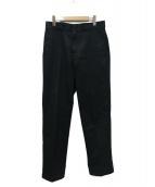 NEON SIGN(ネオンサイン)の古着「Dickies 874 ワークパンツ」|ブラック