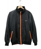 FLAGSTUFF(フラッグスタッフ)の古着「REVERSIBLE NYLON JKT ジャケット」|オレンジ