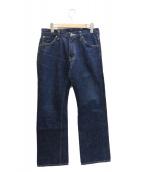 SAMURAI JEANS(サムライジーンズ)の古着「SA610XJ鉄馬デニムパンツ」|インディゴ