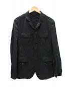 JOSEPH HOMME(ジョセフオム)の古着「ジャケット」|ブラック