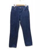 Wrangler(ラングラ)の古着「936DEN デニムパンツ」|インディゴ