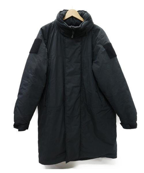 WILDTHINGS(ワイルドシングス)WILDTHINGS (ワイルドシングス) モンスターパーカー プリマロフトジャケット ブラック サイズ:M WT18313N-TKの古着・服飾アイテム