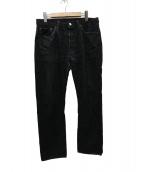 WAREHOUSE(ウェアハウス)の古着「900Bブラックデニム」|ブラック