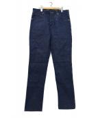 Wrangler(ラングラ)の古着「936DENデニムパンツ」|インディゴ