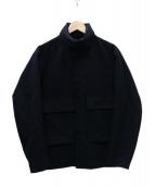 nanamica(ナナミカ)の古着「Wool GORE-TEX  Jacket ジャケット」|ネイビー