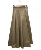 SHE TOKYO(シートーキョー)の古着「スカート」|ベージュ