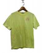 LOEWE(ロエベ)の古着「Anagram T-Shirt 刺繍ロゴTシャツ」|イエロー