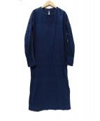 45rpm(45アールピーエム)の古着「インディゴ染ワンピース」|インディゴ