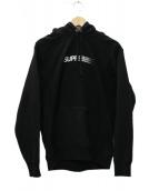 Supreme(シュプリーム)の古着「Motion Logo Hooded Sweat パーカー」|ブラック