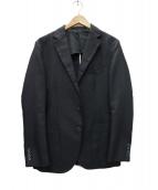 MACKINTOSH PHILOSOPHY(マッキントッシュフィロソフィー)の古着「2Bジャケット」|ネイビー