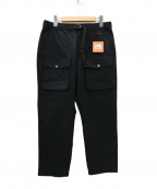 POLeR(ポーラー)の古着「OUNTAIN CLIMBING 9分丈 PANTS」 ブラック
