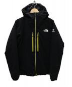 THE NORTH FACE(ザノースフェイス)の古着「WPB Ventrix Hoodie ジャケット」|ブラック