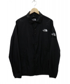 THE NORTH FACE(ザノースフェイス)の古着「The Coach Jacket コーチジャケット」|ブラック