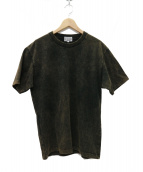C.E(シーイー)の古着「Overdye MD Debriefing Tee Tシャツ」|ブラック