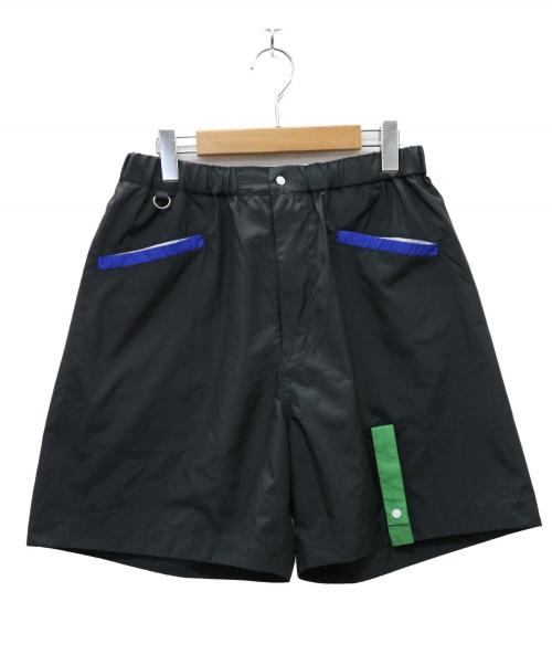 PHINGERIN(フィンガリン)PHINGERIN (フィンガリン) WET SHORTS ショートパンツ ブラック サイズ:Lの古着・服飾アイテム