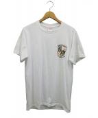 Supreme(シュプリーム)の古着「20SS Laugh Now Tee Tシャツ」|ホワイト