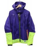 NIKE(ナイキ)の古着「wild shield jacket ジャケット」|パープル