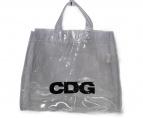 CDG(コム・デ・ギャルソン)の古着「PVCトートバッグ」